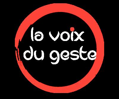 La Voix du geste - Logo